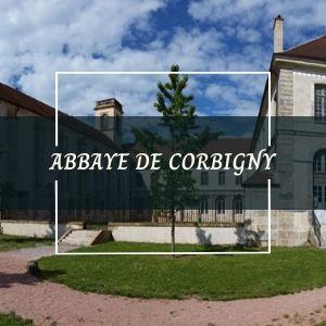 abbaye de corbigny monument