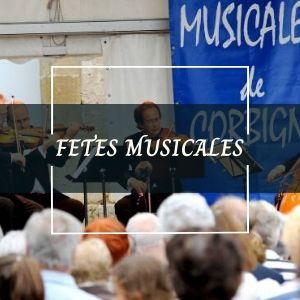 evenement fetes musicales