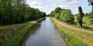 Balade à vélo sur le Canal du Nivernais